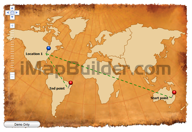 ancient map history