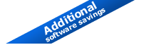 flash software savings